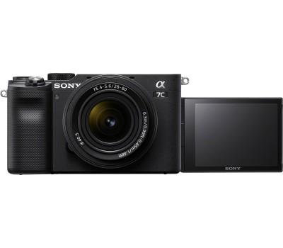 Компактная полнокадровая камера A7C