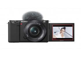 Камера для блогинга со сменной оптикой ZV-E10