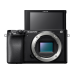 Камера α6100 с матрицей APS-C и быстрой автофокусировкой