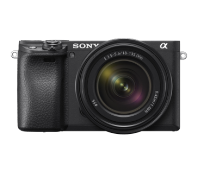 Камера α6400 с байонетом E и матрицей APS-C
